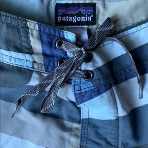 Patagonia Swim - PATAGONIA wayferer board shorts size 32 blue grey